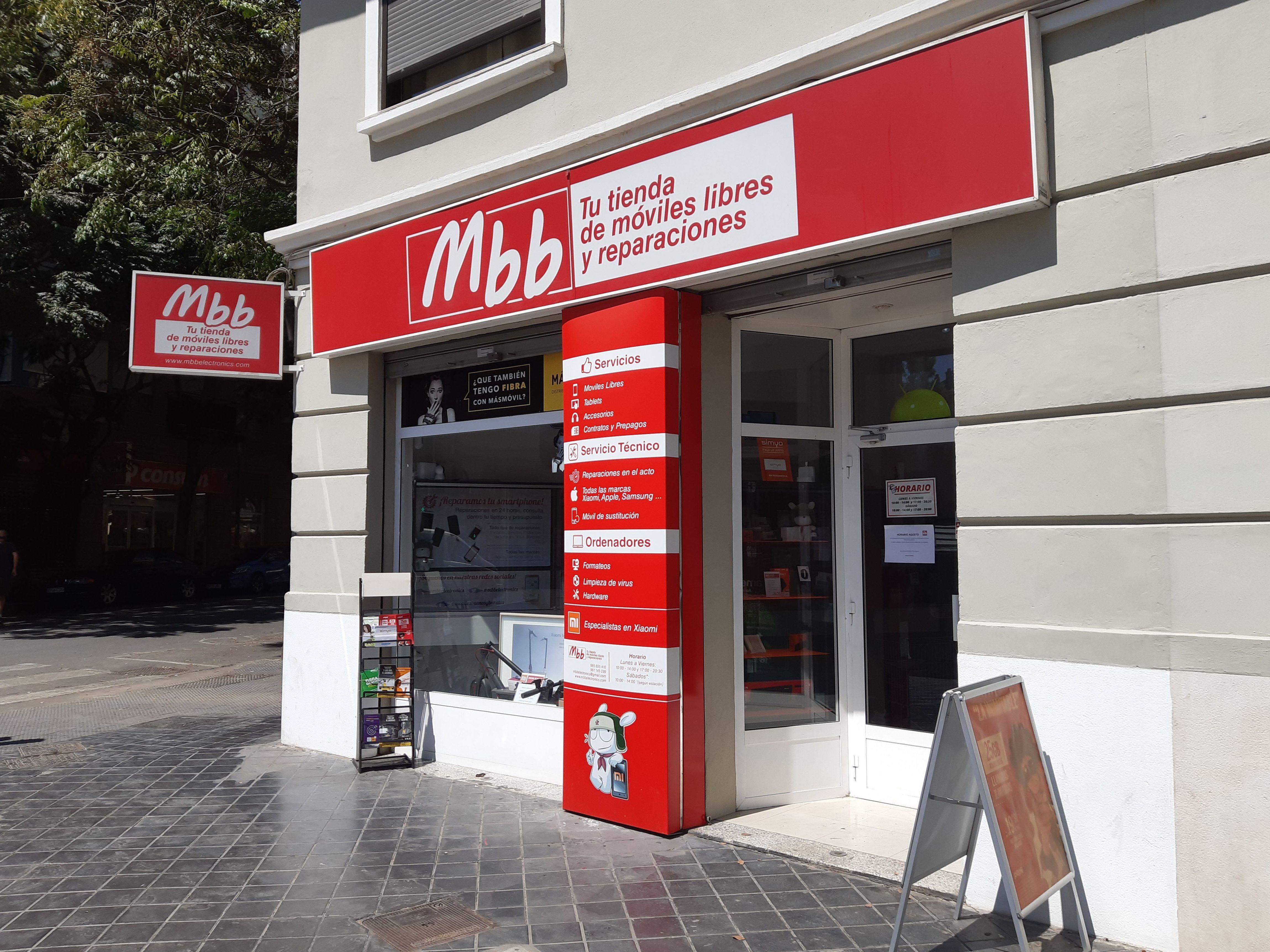 Mbb Electronics Valencia