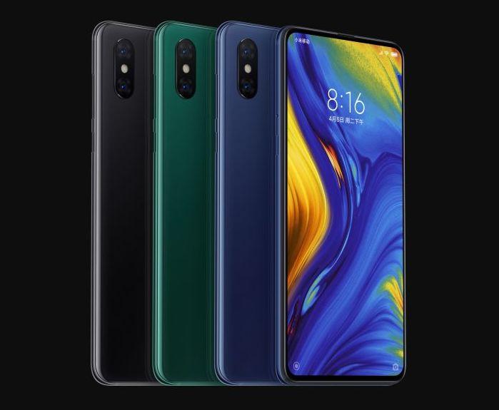 Xiaomi Mi Mix 3 5G: Catálogo de Mbb Electronics