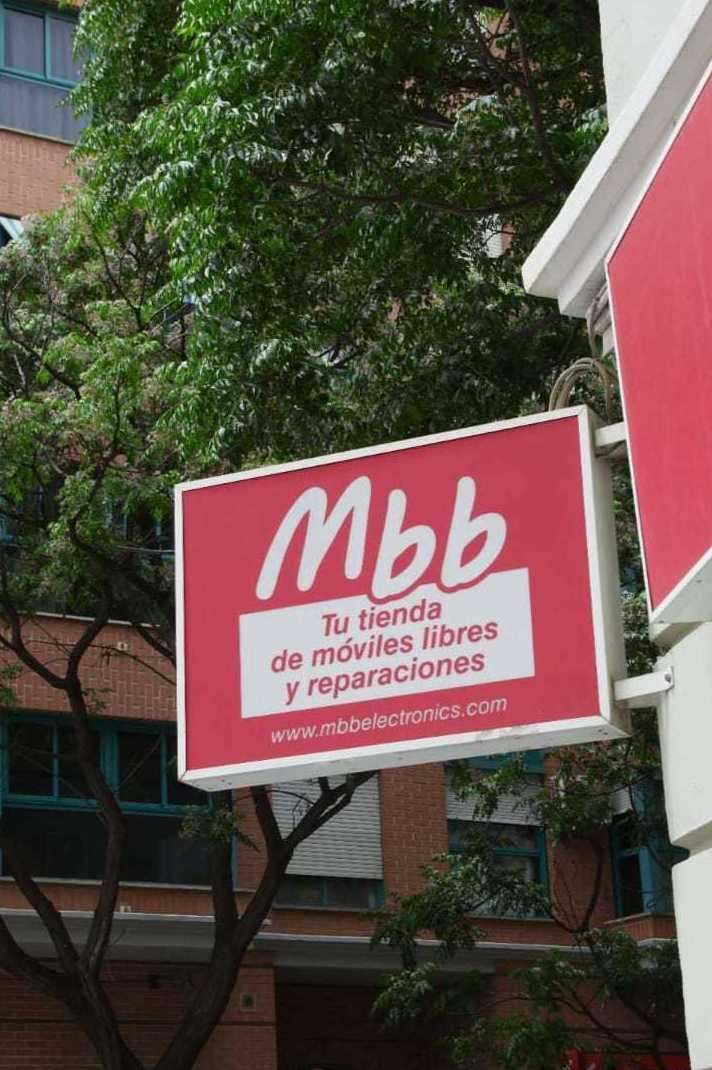 MBB Móviles libres y reparaciones