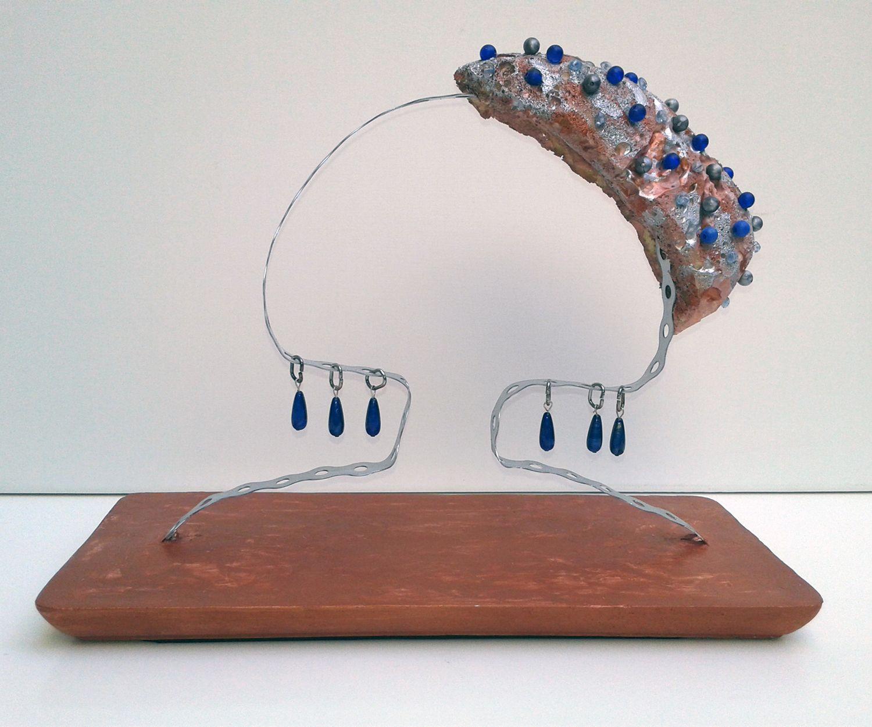 Silvia Bregar Escultura: Atrapando el Genio