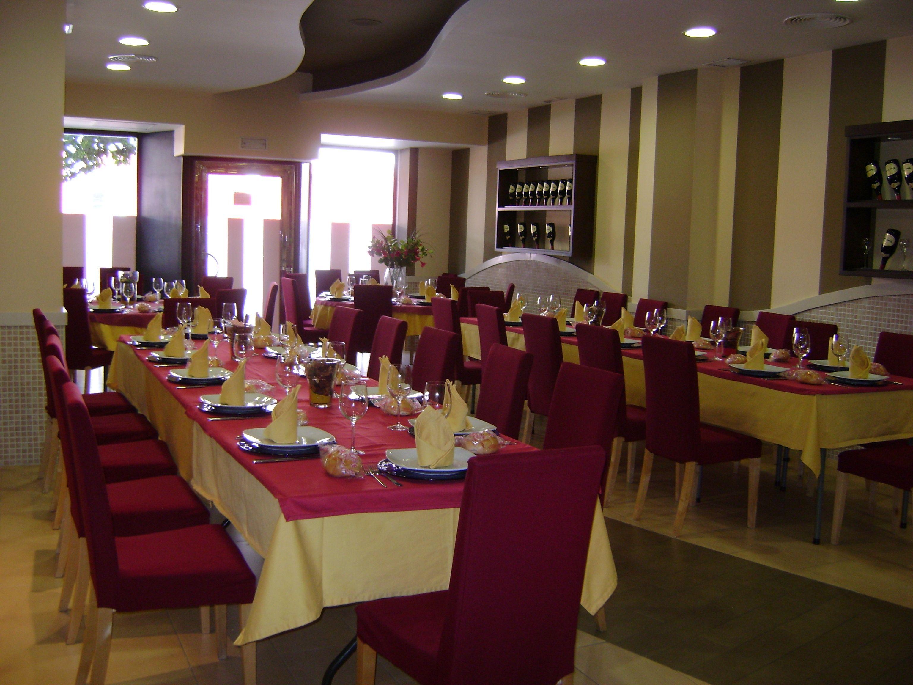 Restaurante para celebraciones en Sevilla