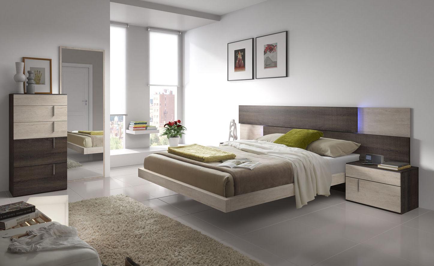 Habitaciones de matrimonio de diseño