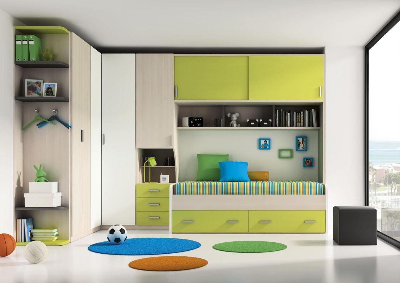 Distintos dormitorios: Mobiliario de Jaume O. Grau Mobles