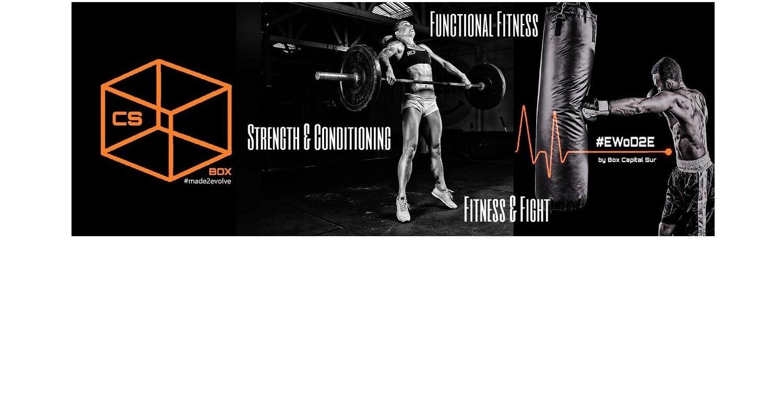 Box de entrenamiento Functional Fitness en Getafe