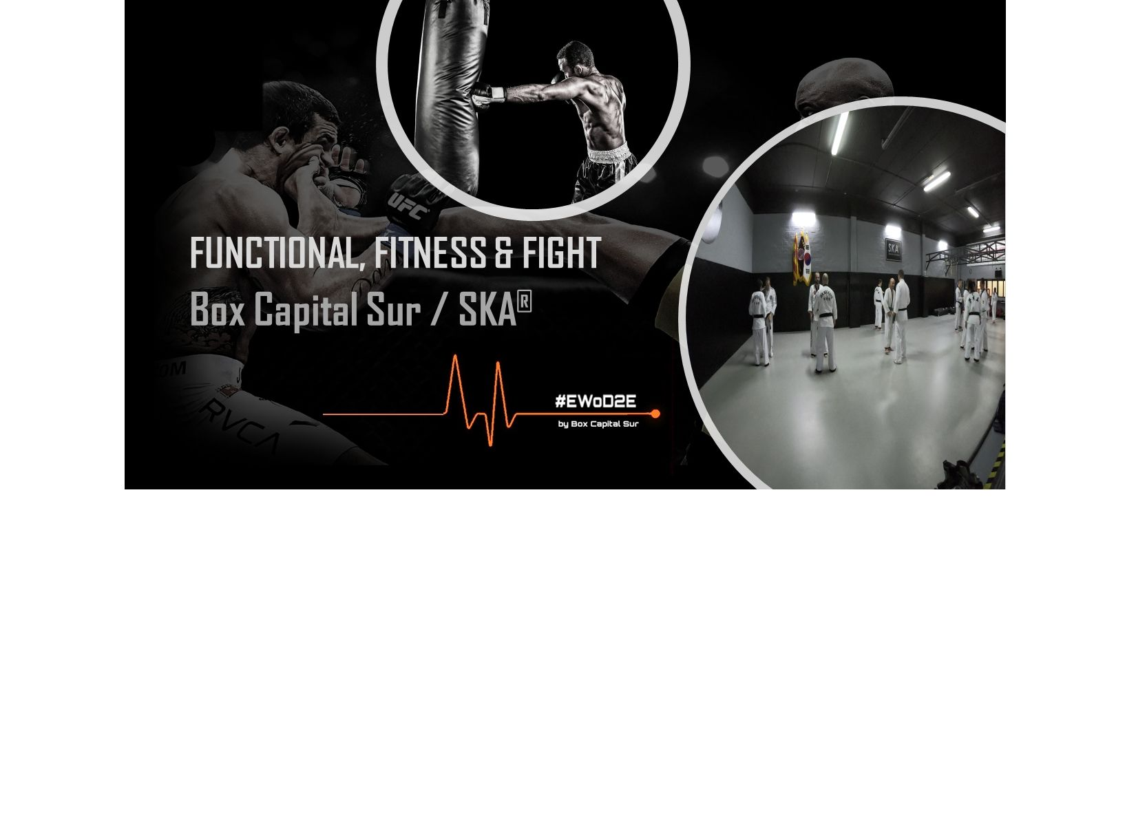 Fitness and Fight en Getafe
