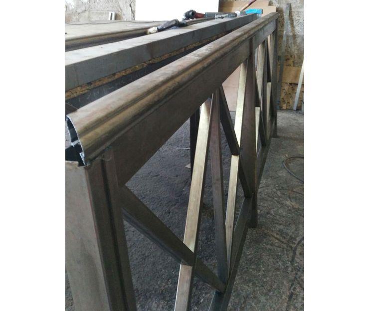Fabricación de barandillas de acero inoxidable en Tenerife