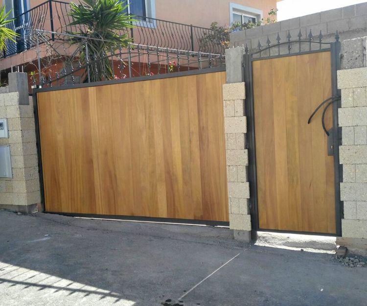 Fabricación de puertas en Tenerife