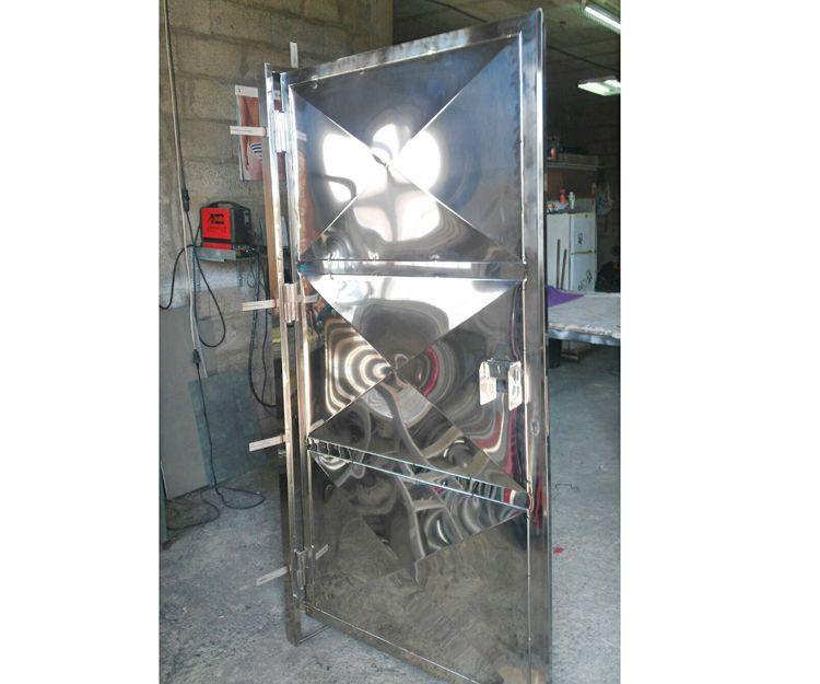 Fabricación de artículos de acero inoxidable
