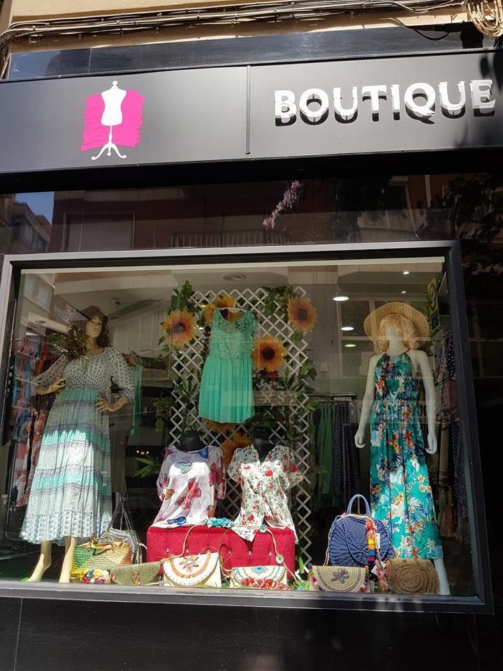 Tiendas de ropa de mujer Alicante