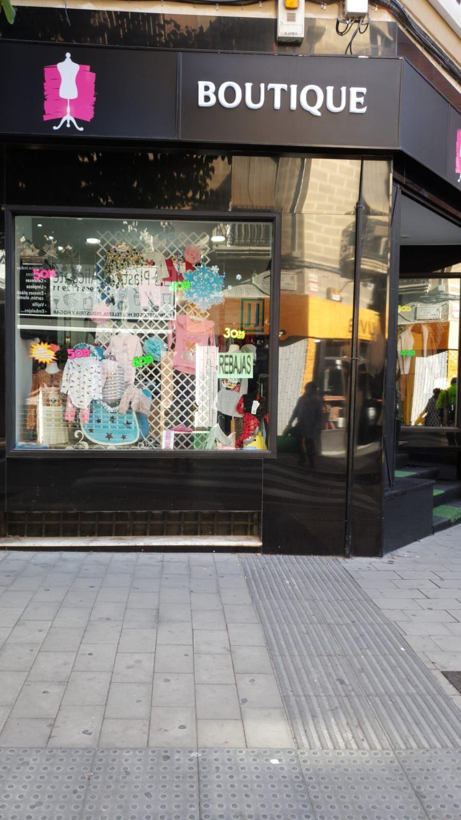 Tienda de ropa infantil y juvenil Alicante