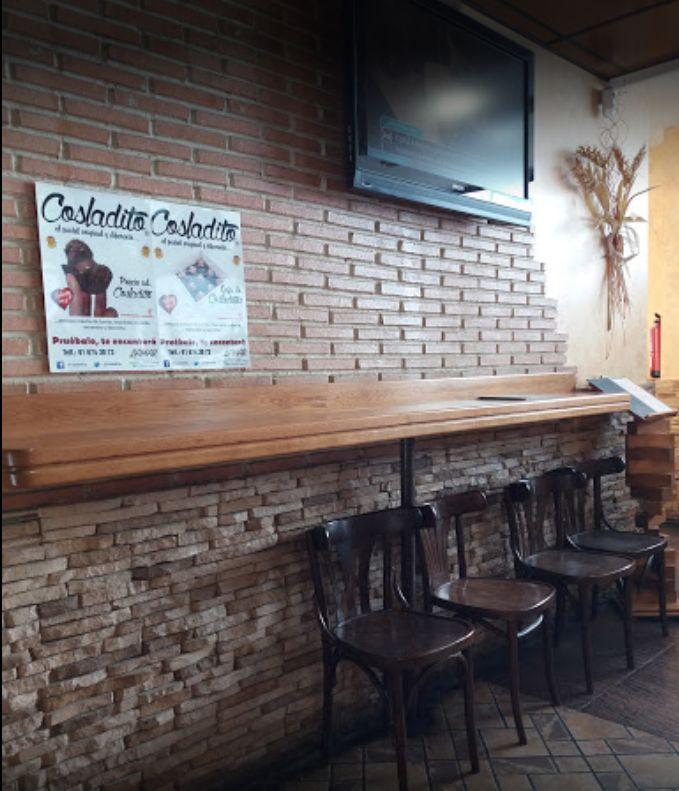 Restaurante con capacidad para 75 comensales en Coslada