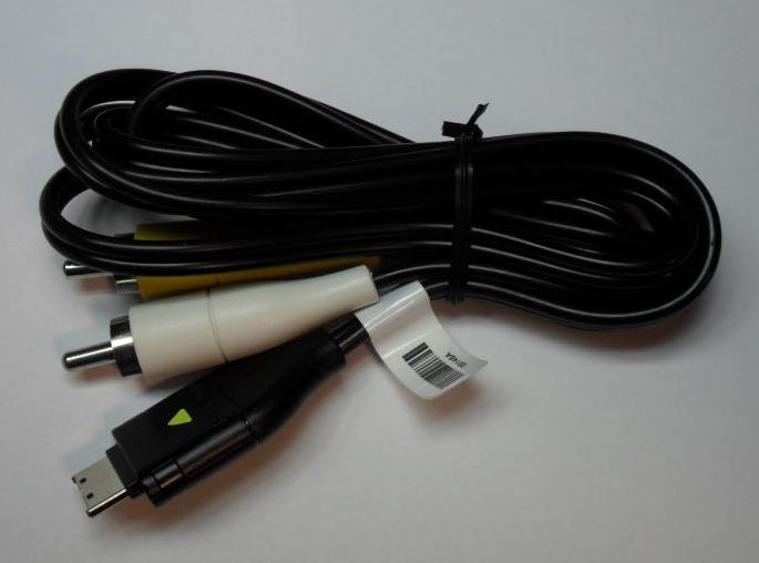 Cable AV : Reparaciones de Playmon Servicios Técnicos Fotográficos