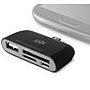 ADAPTADOR KSIX 4 EN 1 MICRO USB : Reparaciones de Playmon Servicios Técnicos Fotográficos