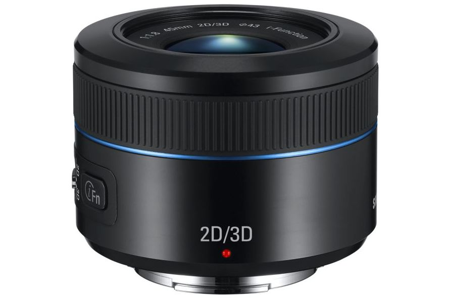 Objetivo 45 mm F1,8[T6] 2D/3D Negro: Reparaciones de Playmon Servicios Técnicos Fotográficos