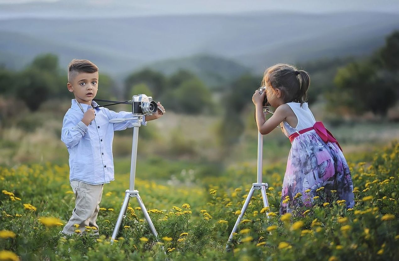 Decálogo para lograr fantásticas fotografías de niños