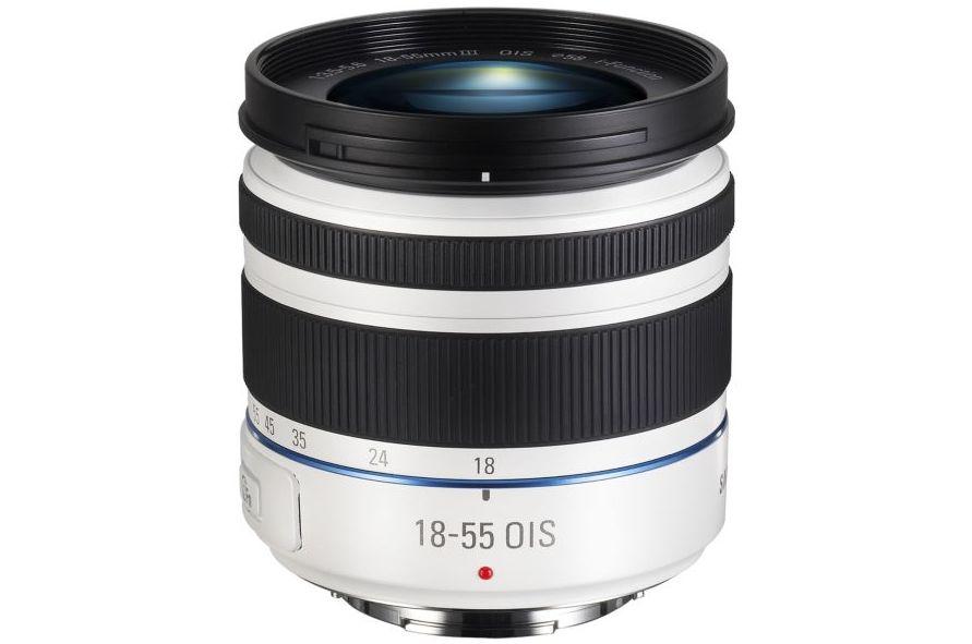 Objetivo zoom éstandar 18-55mm F3.5-5.6 OIS III Blanco: Reparaciones de Playmon Servicios Técnicos Fotográficos