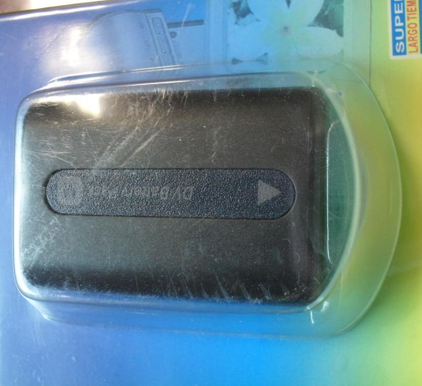 Batería FH55: Reparaciones de Playmon Servicios Técnicos Fotográficos