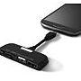 CABLE ADAPTADOR KSIX KIT 5 EN 1 MICRO USB + ADAPTADOR (S3, S4, NOTE2) : Reparaciones de Playmon Servicios Técnicos Fotográficos