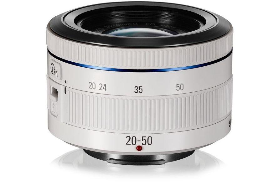 Objetivo zoom estándar 20 - 50 mm F3,5 - 5,6 ED II Blanco: Reparaciones de Playmon Servicios Técnicos Fotográficos