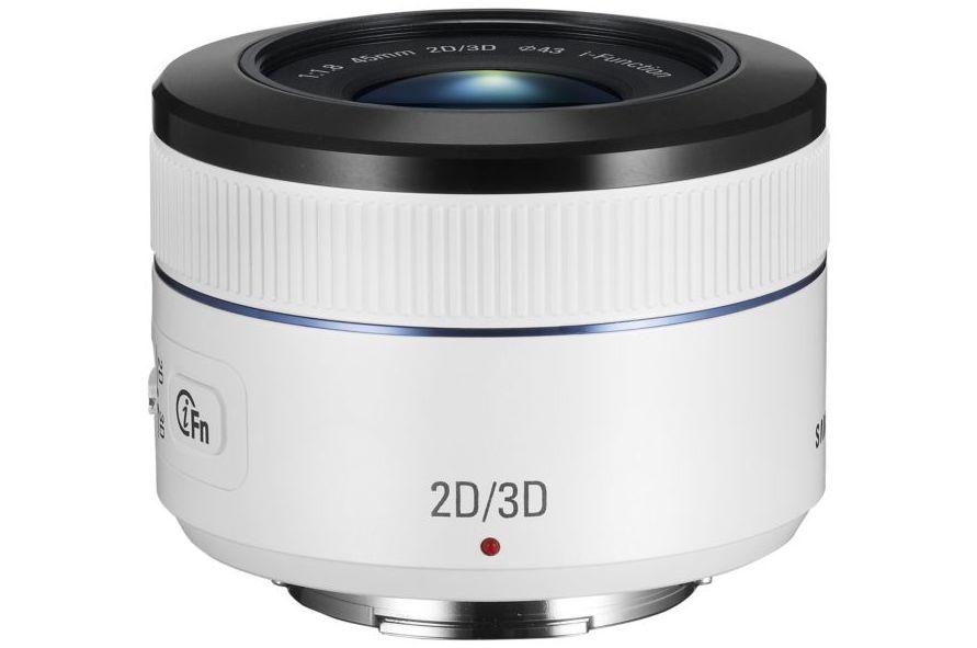 Objetivo 45 mm F1,8[T6] 2D/3D Blanco: Reparaciones de Playmon Servicios Técnicos Fotográficos