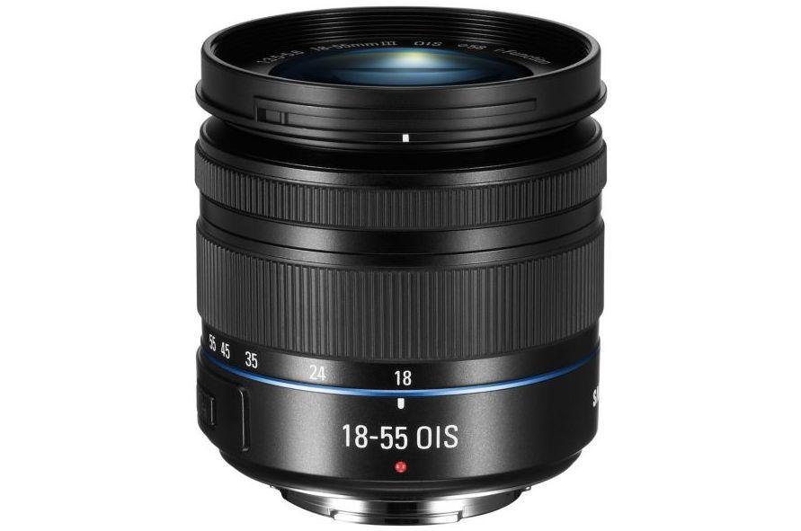 Objetivo zoom éstandar 18-55mm F3.5-5.6 OIS III Negro: Reparaciones de Playmon Servicios Técnicos Fotográficos
