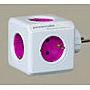 ENCHUFE DE RED POWER CUBE 4 TOMAS + 2 USB VIAJE MAGENTA : Reparaciones de Playmon Servicios Técnicos Fotográficos