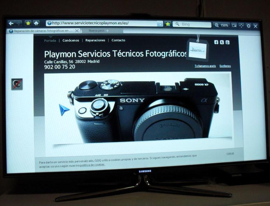 Foto 82 de Reparación de cámaras fotográficas en Madrid | Playmon Servicios Técnicos Fotográficos
