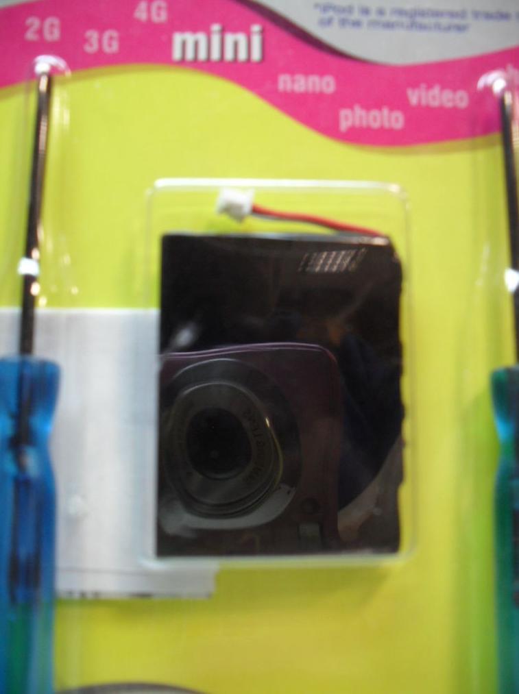 Batería IPAD MINI: Reparaciones de Playmon Servicios Técnicos Fotográficos