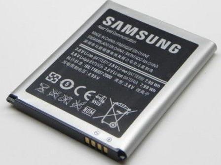 Batería GALAXY S3: Reparaciones de Playmon Servicios Técnicos Fotográficos