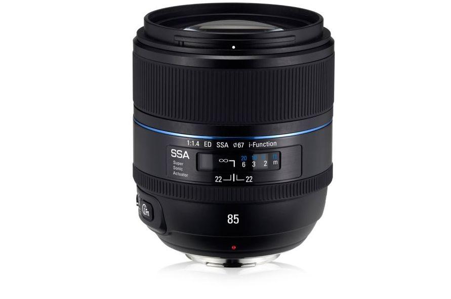 Teleobjetivo de focal fija 85 mm : Reparaciones de Playmon Servicios Técnicos Fotográficos