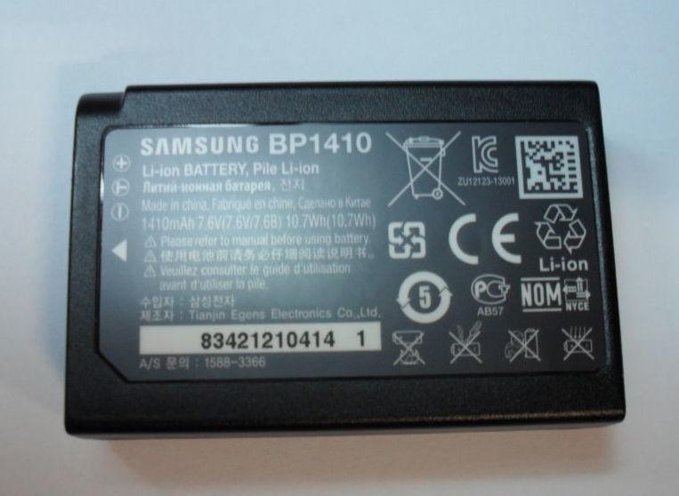 Batería BP1410: Reparaciones de Playmon Servicios Técnicos Fotográficos
