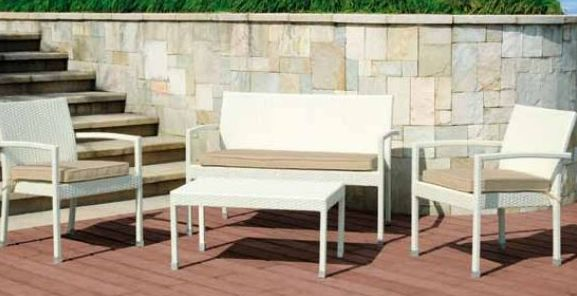 Mobiliario de Jardín / Cuxach Gamma