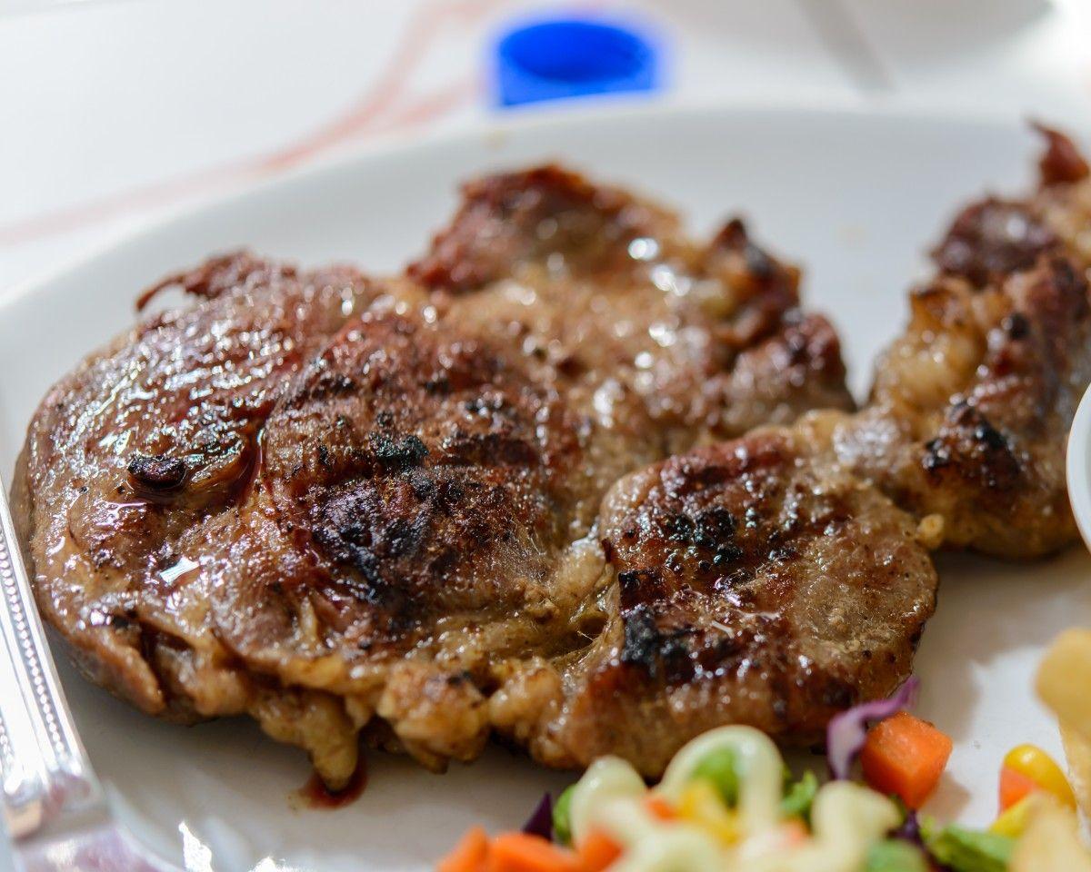 Carnes: Tapas y comida casera de Mesón Los Soportales