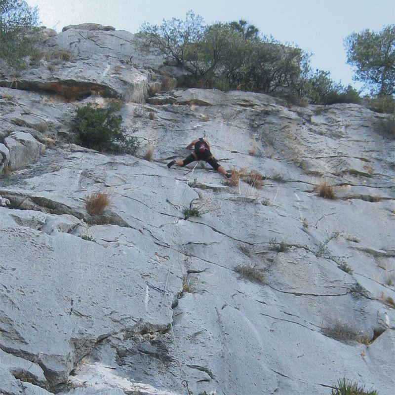 Material de escalada en Valdepeñas