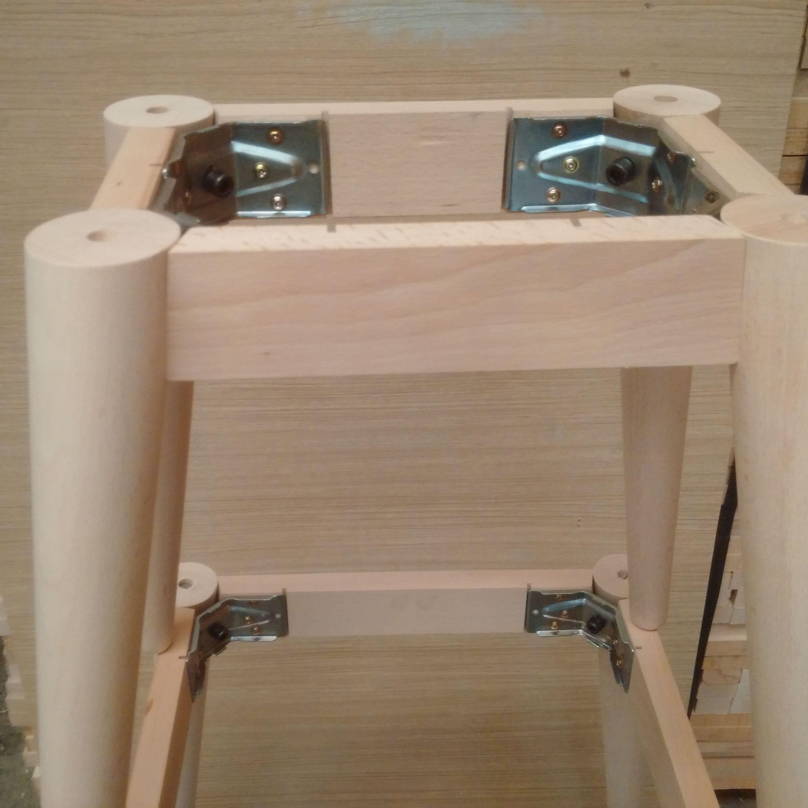 estructura mesa-silla
