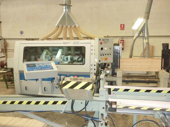 Foto 32 de Tornería en madera en    Torneado y Mecanizado de Madera Tnim