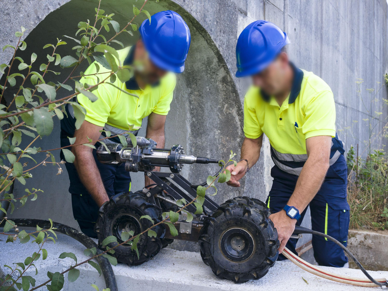 Foto 7 de Limpieza de fosa séptica en    Saneamiento Avanzado, S.L.