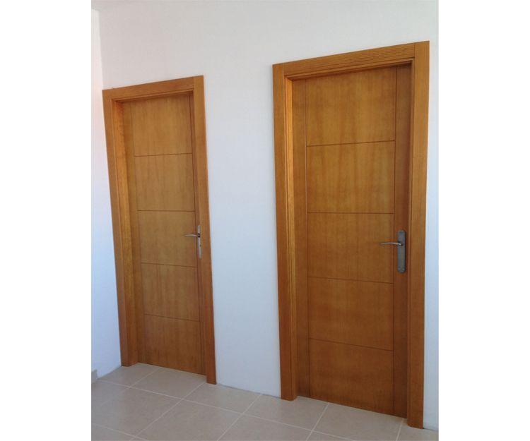 Puertas interiores en Las Palmas de Gran Canaria
