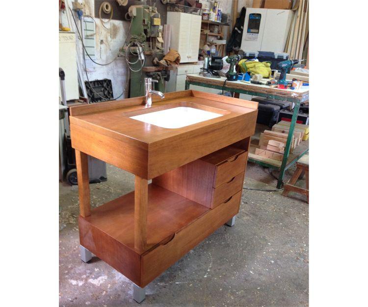 Muebles de madera para baño en Las Palmas de Gran Canaria