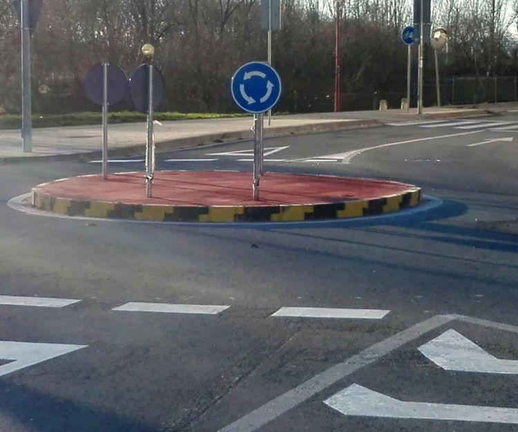 Rotondas en Valencia