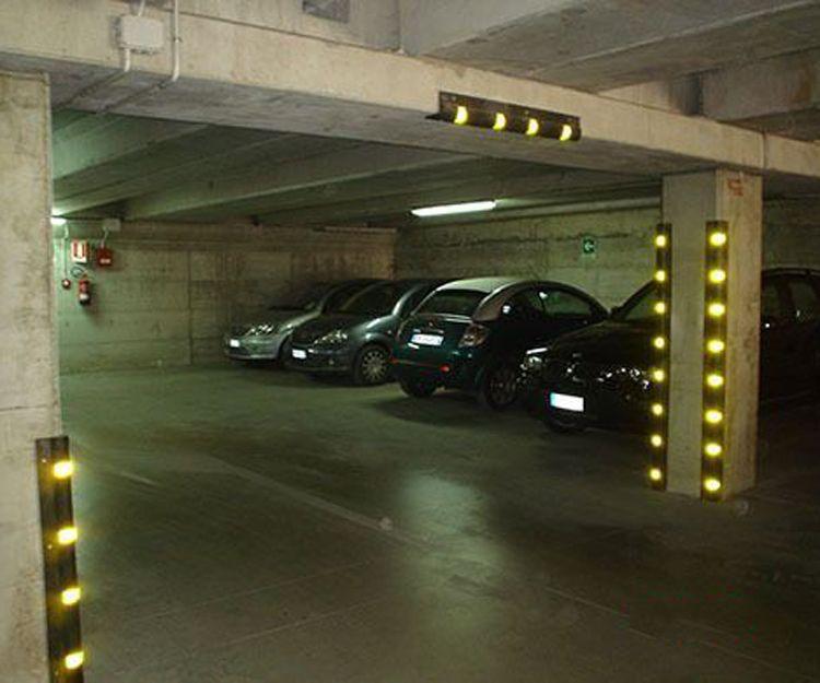 Señalizaciones para garajes en Valencia