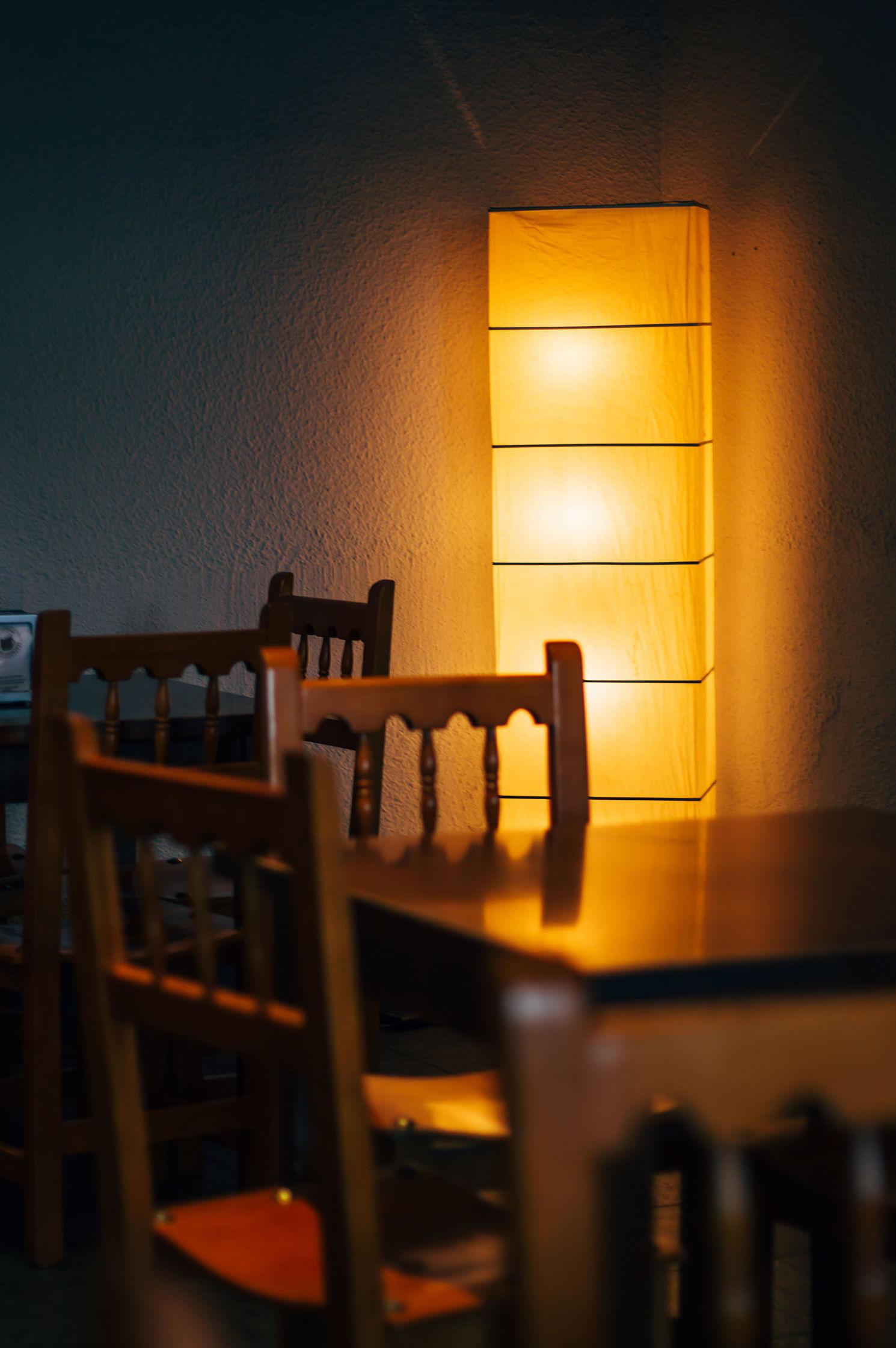Comidas y cenas en un ambiente acogedor
