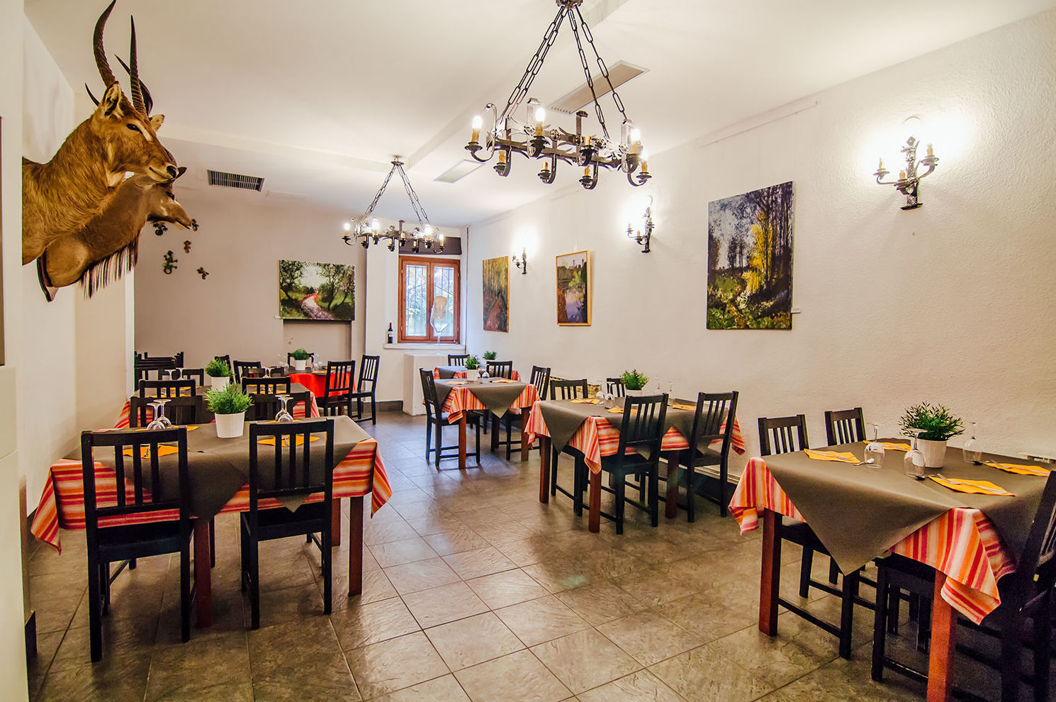 Restaurante para celebraciones en el Valle de Tobalina