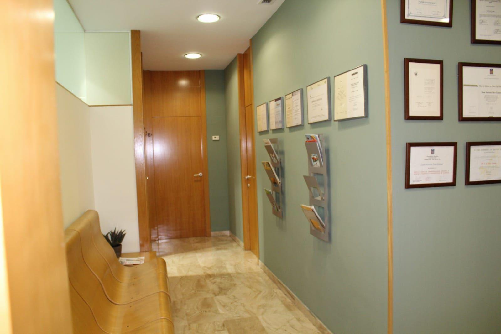 Foto 34 de Clínicas dentales en  | Centro Médico Díez Soto
