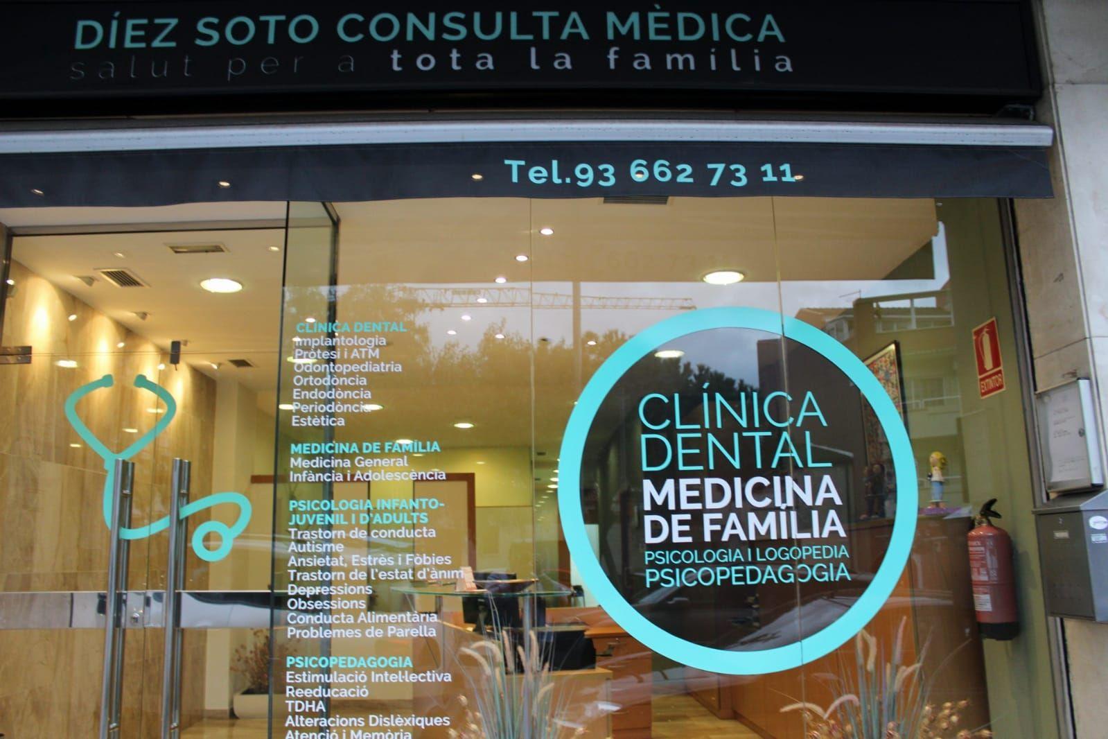 Foto 7 de Clínicas dentales en  | Centro Médico Díez Soto