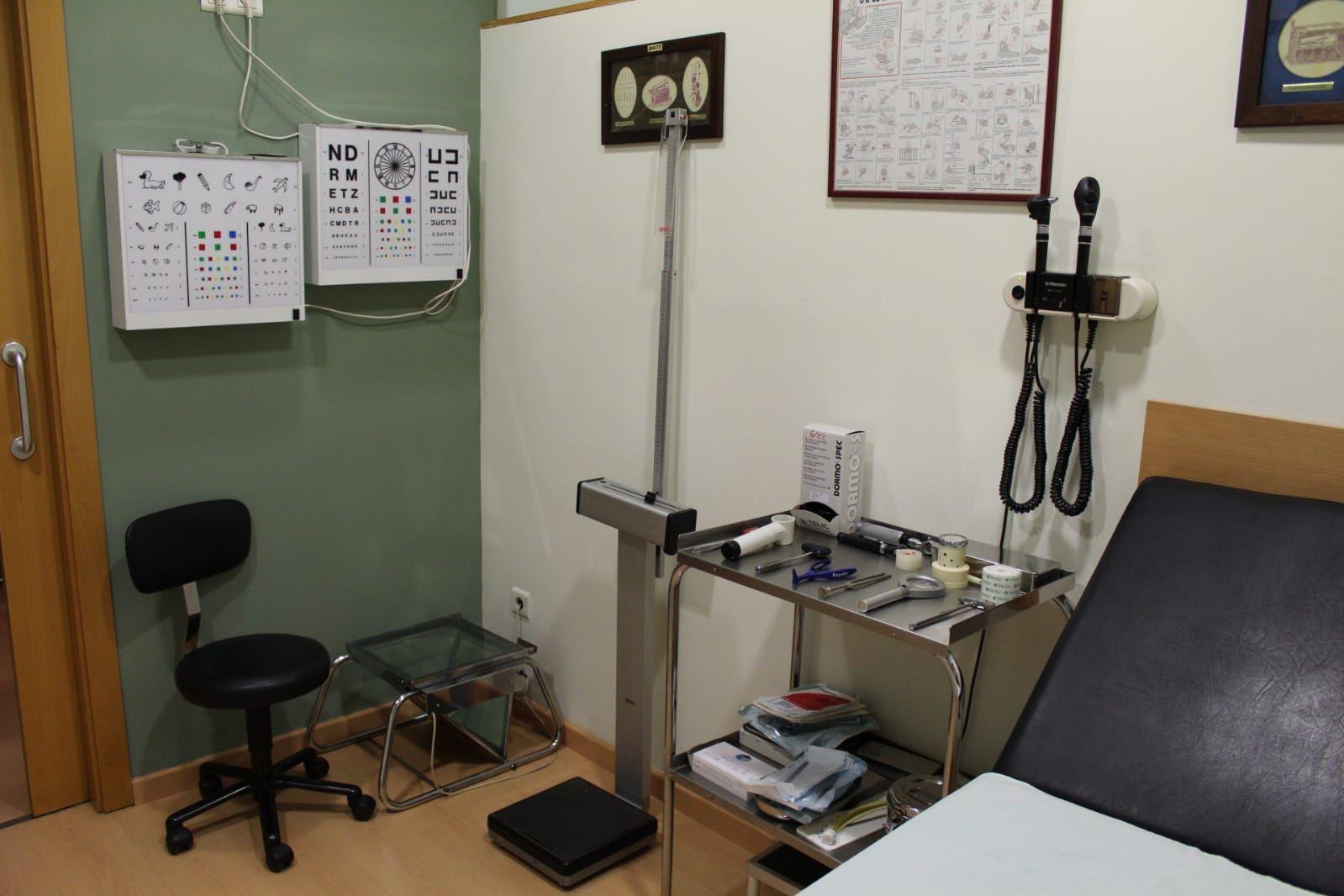 Foto 36 de Clínicas dentales en  | Centro Médico Díez Soto