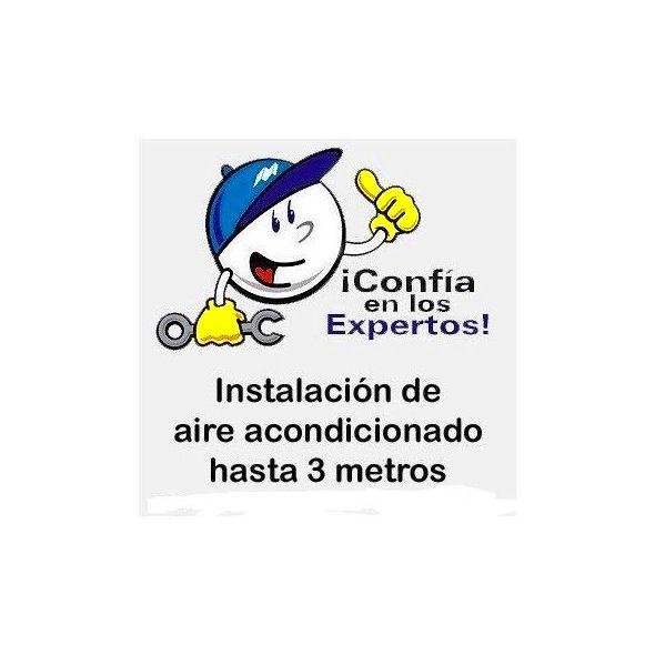 Instalación básica de Aire Acondicionado Madrid