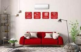 Aire acondiconado control wifi de serie, madrid,usera