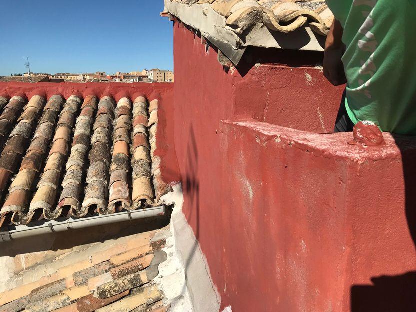 Impermeabilizaciones en Madrid sur