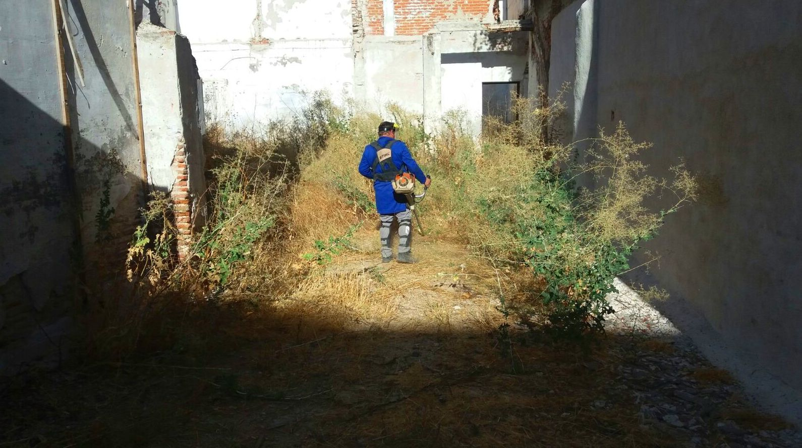 Foto 10 de Especialistas en reformas integrales, mantenimiento de jardines e impermeabilizaciones en Toledo | Reformas DS